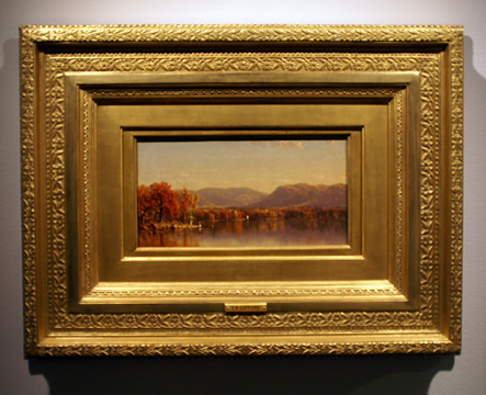 """Lake Sunapee, New Hampshire"" by Gifford"