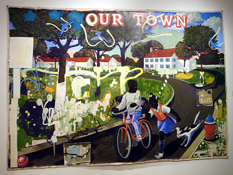 """Our Town"" by Marshall"