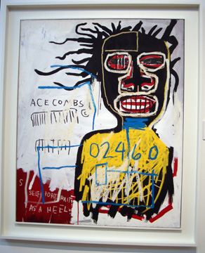 By Basquiat