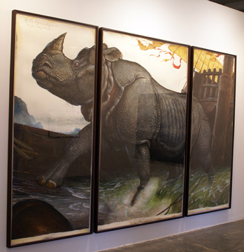 """Loss of the Lisbon Rhinoceros"" by Ford"
