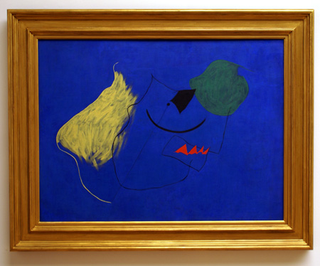"""Le Cheval de Cirque"" by Miro"