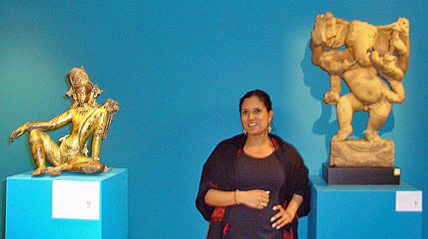 Sandhya Jain-Patel of Christie's