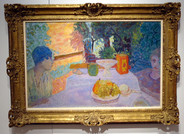 Bonnard window
