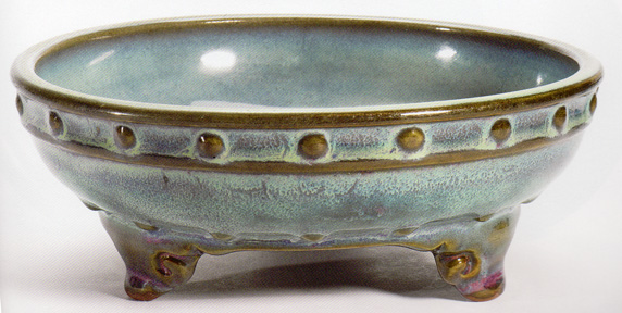 Jun narcissus bowl