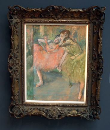 Dancers by Degas