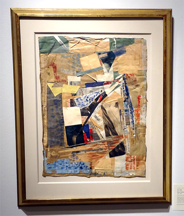 Schwitters collage
