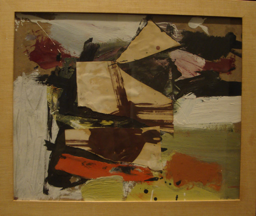 """Untitled, 1957) by Kline"