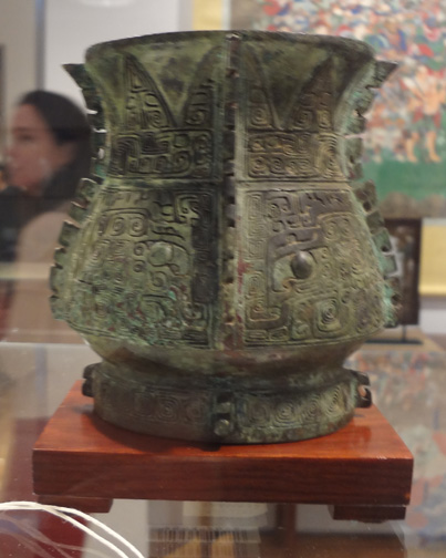 Chinese large bronze