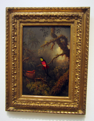 Hummingbird by Heade