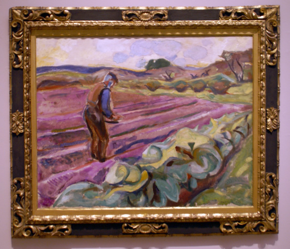 Farmer by Munch