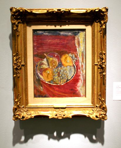 Still life by Bonnard