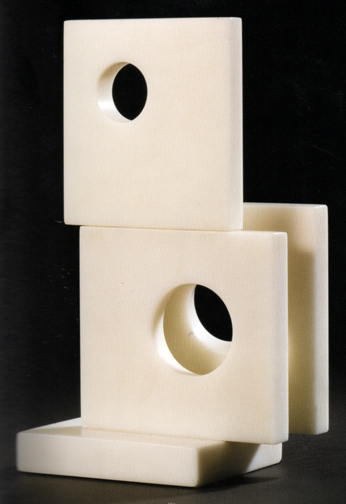 """Three Squares and Circles"" by Hepworth"