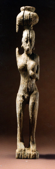 eroded woman