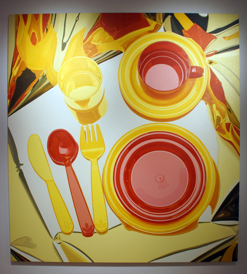 Plates by Koons