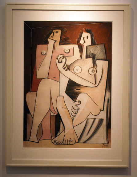 A couple by Picasso