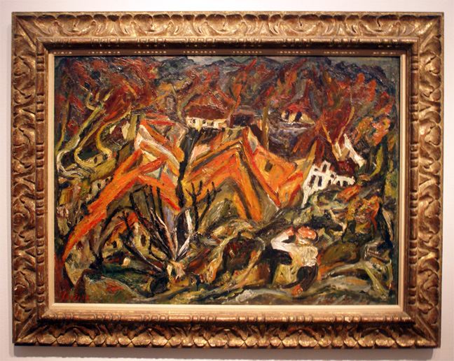 Ceret by Soutine