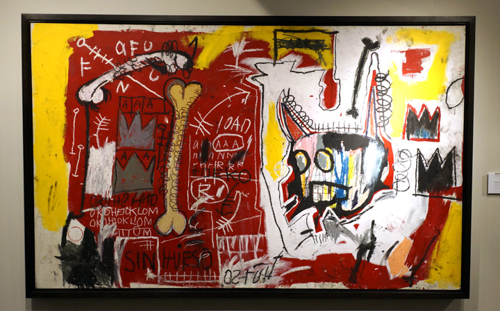Red Basquiat