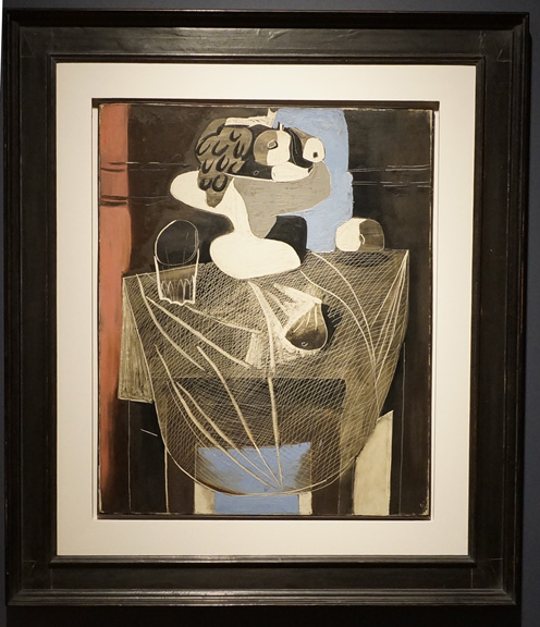 Fishnet by Picasso