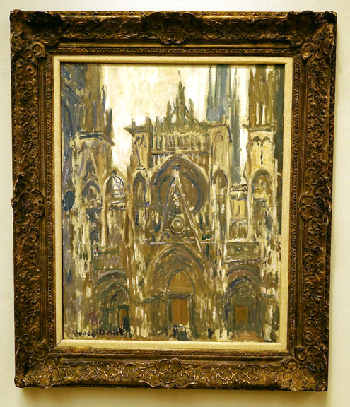Rouen by Monet