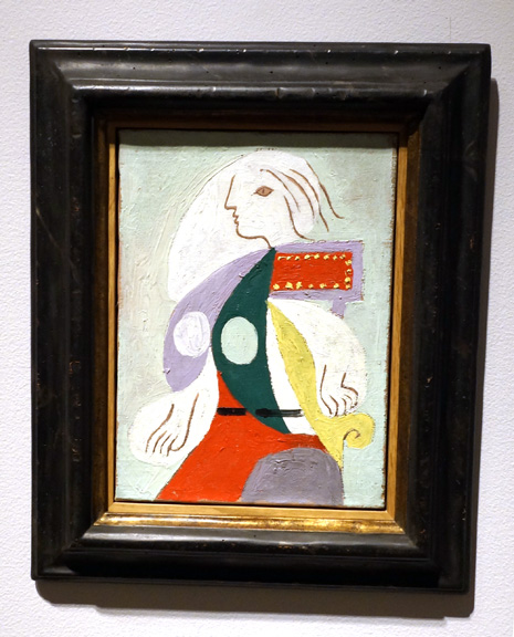 Lady by Picasso