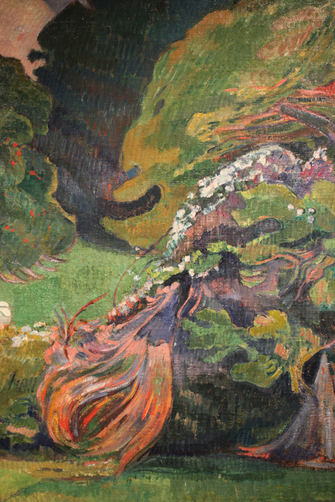 Detail of Serusier