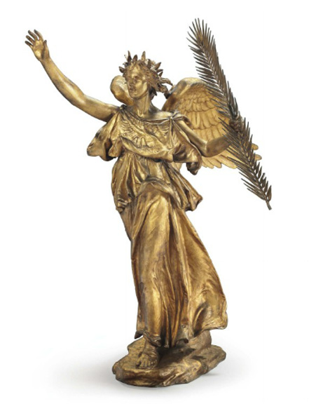 St. Gaudens victory