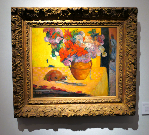 Flowers by Gauguin  14