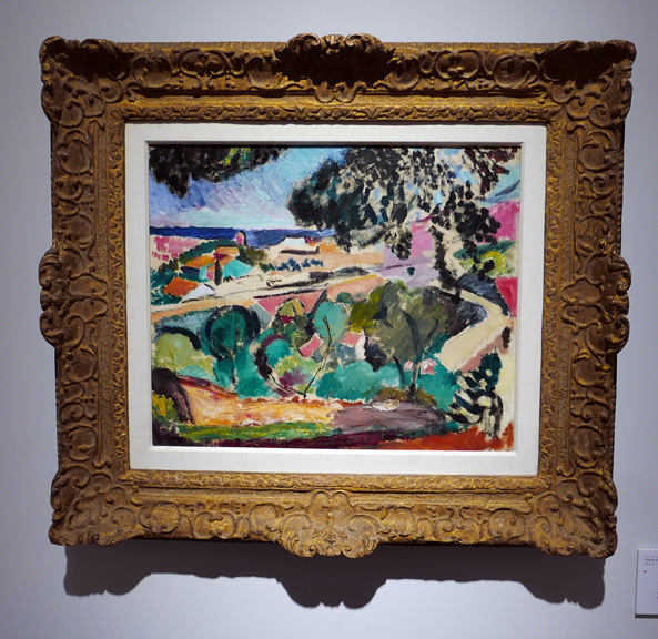 Landscape by Matisse 20