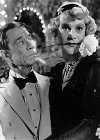 Joe E. Brown and Jack Lemmon