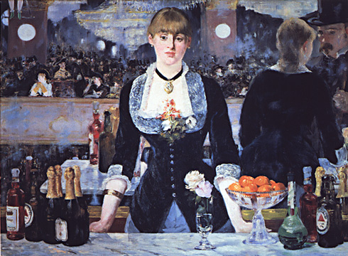 "Manet's ""A Bar at the Folies-Bergère"""