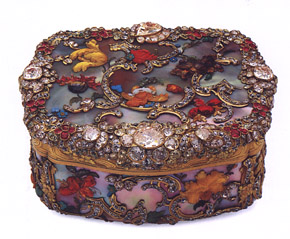 Snuff Box of Frederick The Great