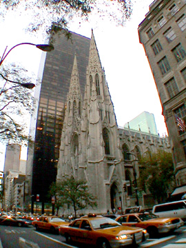 St. Patrick's Cathedral from south