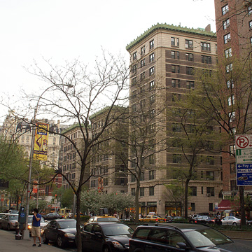 The upper west side book broadway the astor at 235 east for The astor upper west side