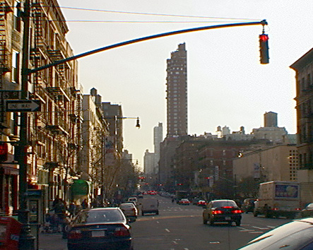 Park Belvedere on Columbus Avenue at 79th Street