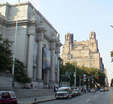 The Beresford and the American Museum of Natural History