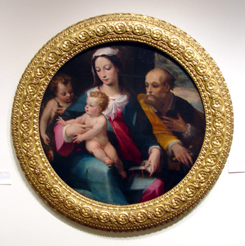 """The Holy Family"" by Casolani"