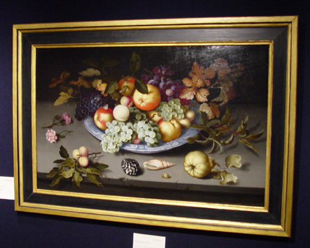Still life by Balthasar van der Ast