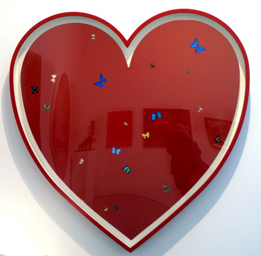 """All You Need Is Love"" by Hirst"