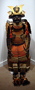 Nimai-Do suit of armor, Edo Period