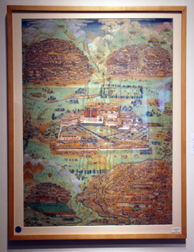 """The Potala"" from Tibet"