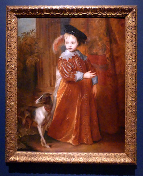 Van Dyck child