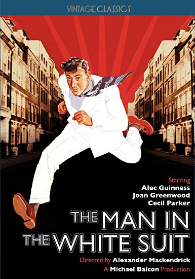 DVD of The Man in the White Suit