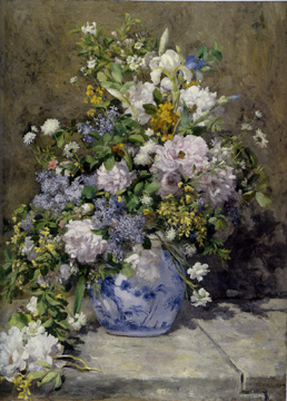 """Spring Bouquet"" by Renoir"